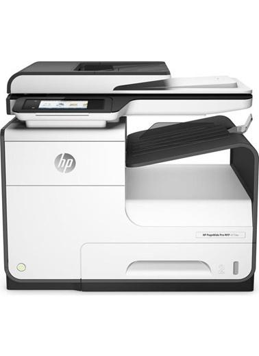 HP Hp Pagewide Pro 477Dw Wifi Mürekkep Püskürtmeli Çok Fonksiyonlu Yazıcı Renkli